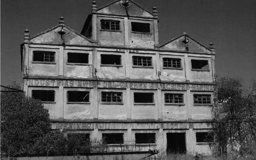 El origen del Edificio: Industrias Nuestra Señora del Carmen