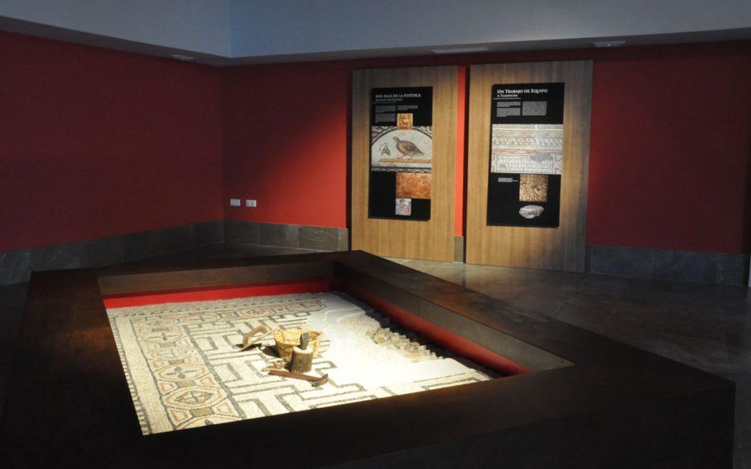 Fuente Álamo en Puente Genil, una ciudad romana única por sus mosaicos