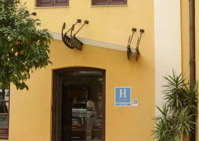 Hotel El Carmen - Exteriores