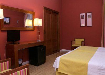 Hotel El Carmen - Habitación Triple