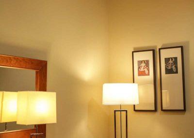 Hotel El Carmen - Habitación Abuhardillada
