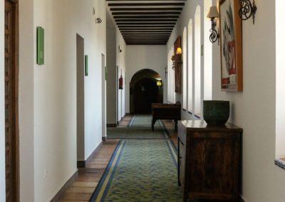 Hotel El Carmen - Zonas Comunes