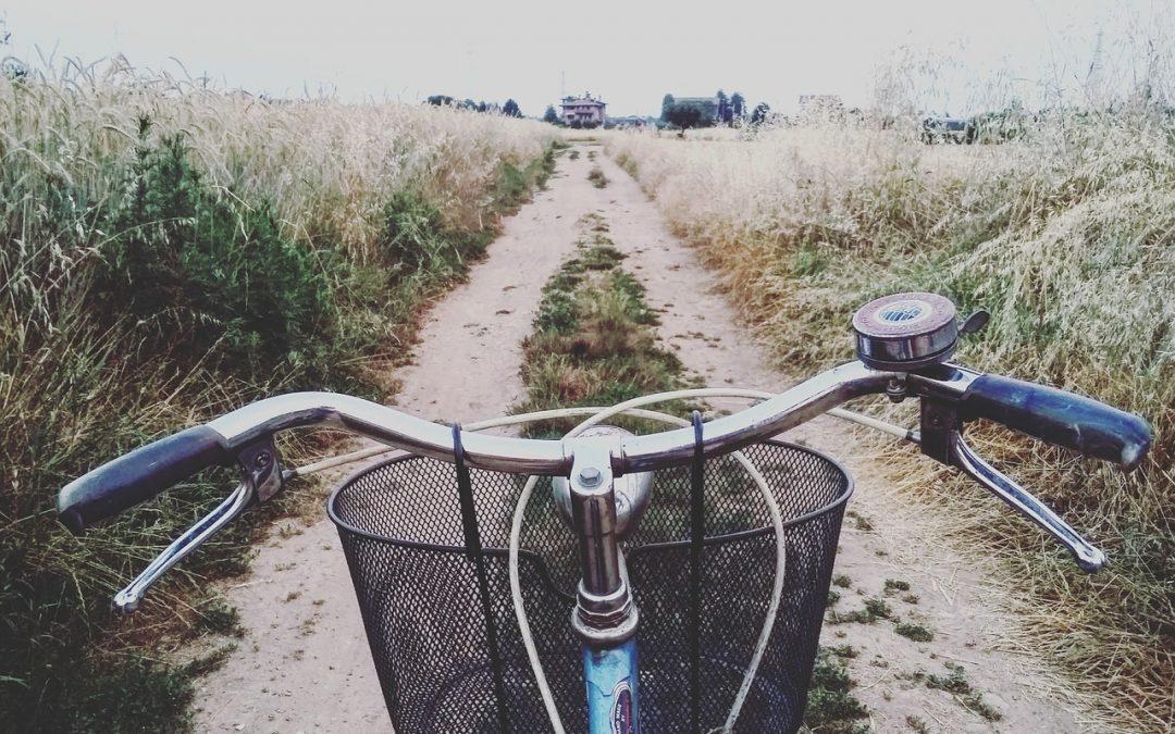Descubre ruta en bici de la Vía Verde de Puente Genil