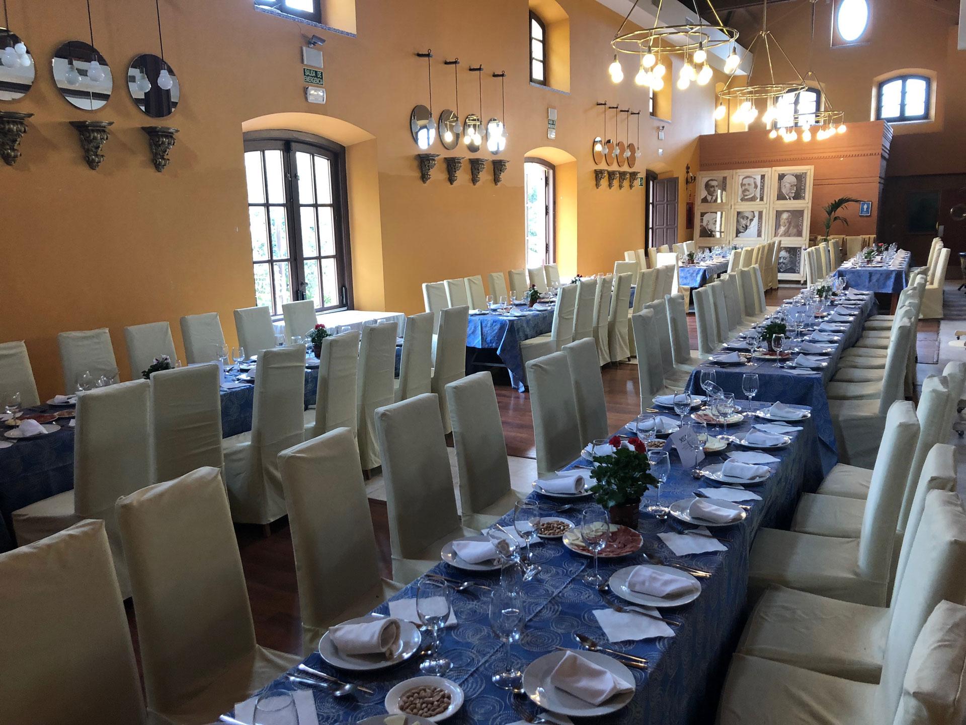 Galería de Imágenes Salas y Salón de Eventos