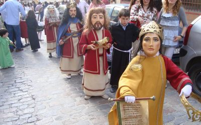 La Semana Santa «chiquita» de Puente Genil